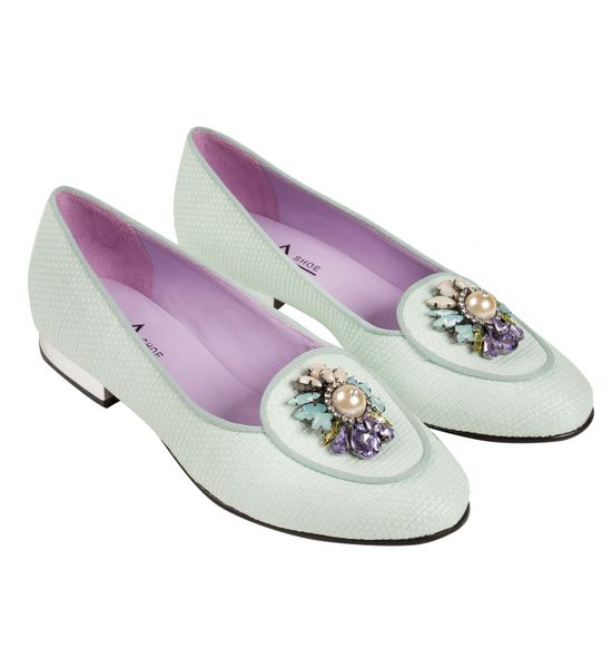 Loafer-Palha-Menta